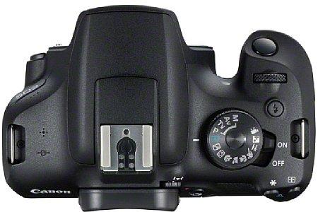 Canon EOS 2000D. [Foto: Canon]