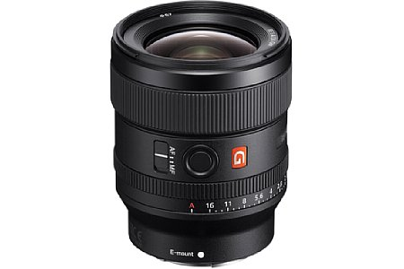 Sony FE 24 mm F1.4 GM (SEL24F14GM). [Foto: Sony]