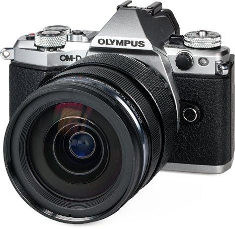 Bild Olympus OM-D E-M5 Mark II. [Foto: MediaNord]