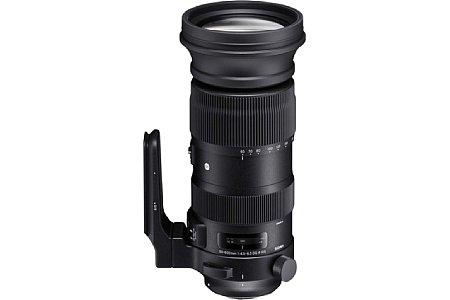 Sigma 60-600 mm 1:4.5-6.3 DG OS HSM Sports. [Foto: Sigma]