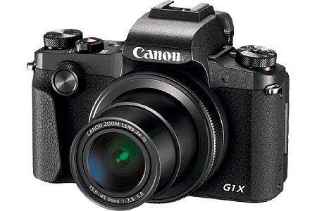 Canon PowerShot G1 X Mark III. [Foto: Canon]