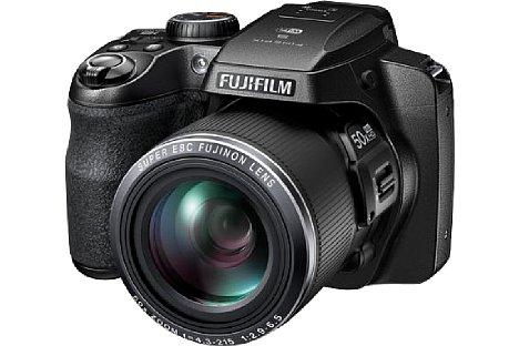 Bild Die Fujifilm FinePix S9900W arbeitet mit einem 16,2 Megapixel auflösenden BSI CMOS-Sensor, der schon in der S1 zum Einsatz kommt. [Foto: Fujifilm]