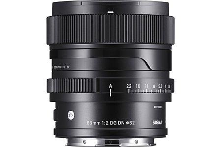 Sigma 65 mm 2.0 DG DN Contemporary. [Foto: Sigma]