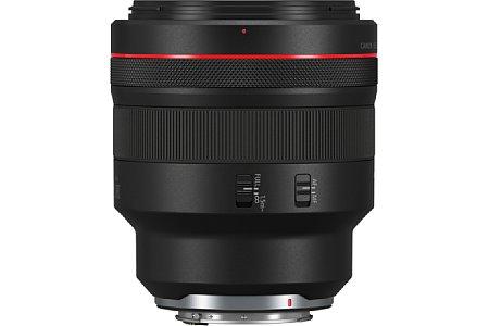 Canon RF 85 mm F1.2L USM. [Foto: Canon]