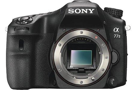 Sony Alpha SLT-A77 II [Foto: Sony]