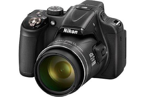 Bild Die Nikon Coolpix P600 besitzt ein beeindruckendes 60-fach-Zoom mit 1.440 mm Endbrennweite, dabei darf der obligatorische Bildstabilisator natürlich nicht fehlen. [Foto: Nikon]
