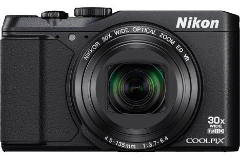 Bild Gleich drei Satellitenortungssysteme hat Nikon der Coolpix S9900 spendiert: das amerikanische GPS, das russische GLONASS sowie das sich im Aufbau befindliche japanische QZSS. [Foto: Nikon]