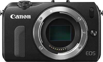 Canon EOS M [Foto: Canon]