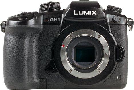 Bild Panasonic Lumix DC-GH5. [Foto: MediaNord]