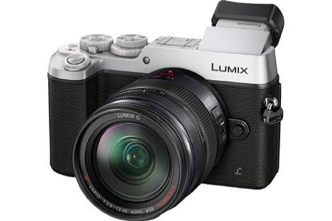 Bild Erste Objektive erhalten ein Firmwareupdate für die Unterstützung des Dual-IS der Panasonic Lumix DMC-GX8. [Foto: Panasonic]