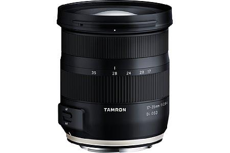 Bild Tamron 17-35 mm F2.8-4 Di OSD (A037). [Foto: Tamron]