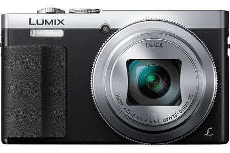 """Bild Die Auflösung des 1/2,33""""-CMOS-Sensors der Panasonic Lumix DMC-TZ71 beträgt nur noch 12 statt 18 Megapixel, die noch die TZ61 bot, wodurch bei immer noch ausreichender Auflösung das Bildrauschen sinken soll. [Foto: Panasonic]"""