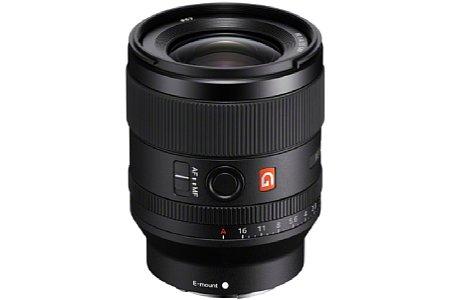 Sony FE 35 mm 1.4 GM. [Foto: Sony]