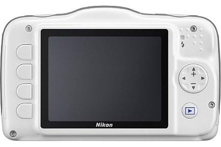Bild Die Nikon Coolpix S32 soll sich besonders einfach bedienen lassen und dennoch großen Fotospaß bieten. [Foto: Nikon]