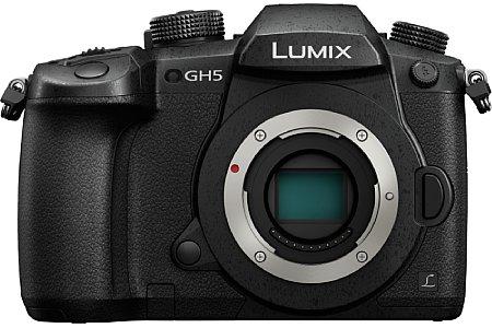 """Bild Der 4/3""""-Sensor der Panasonic Lumix DC-GH5 löst 20 Megapixel auf und ist, erstmals in der GH-Serie, zur Bildstabilisierung beweglich gelagert. [Foto: Panasonic]"""