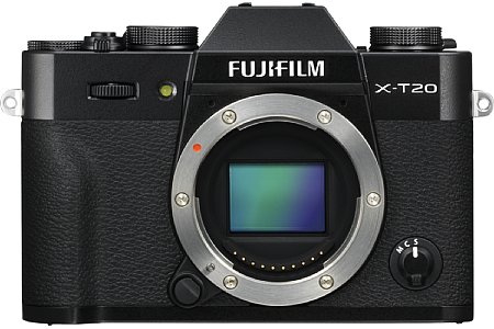 Bild Fujifilm X-T20. [Foto: Fujifilm]