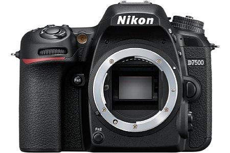 Bild Der APS-C-Sensor der Nikon D7500 stammt aus der D500, womit die D7500 dieselbe Bildqualität mit 20 Megapixeln Auflösung und bis zu ISO 1,6 Millionen bieten soll. [Foto: Nikon]