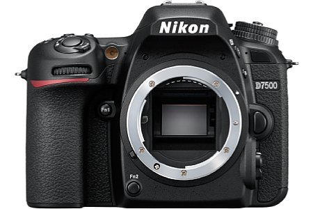 Nikon D7500. [Foto: Nikon]
