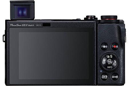 Canon PowerShot G5 X Mark II. [Foto: Canon]