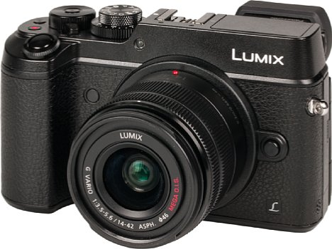 Bild Die Panasonic Lumix DMC-GX8 besitzt ein robustes Metallgehäuse, zahlreiche Dichtungen schützen vor dem Eindringen von Spritzwasser und Staub. [Foto: MediaNord]
