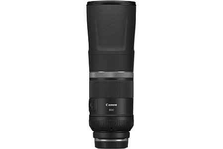 Canon RF 800 mm F11 IS STM. [Foto: Canon]