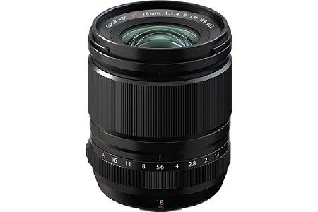 Fujifilm XF 18 mm F1.4 R LM WR. [Foto: Fujifilm]