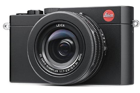 Bild Die Leica D-Lux (Typ 109) besitzt ein F1,7-2,8 lichtstarkes 24-75mm-Dreifachzoom mit optischem Bildstabilisator. [Foto: Leica]