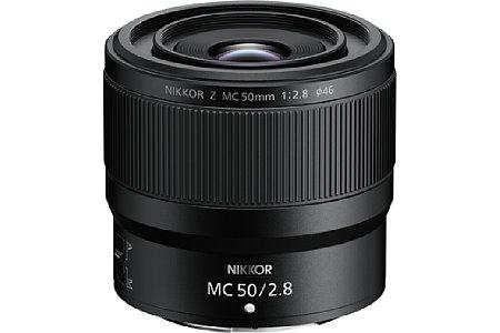 Nikon Z MC 50 mm F2.8. [Foto: Nikon]