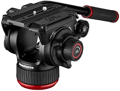 Manfrotto Fluid-Videokopf 504X. [Foto: Manfrotto]
