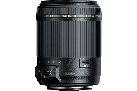 Bild Tamron 18-200mm F/3.5-6.3 Di II VC (B018). [Foto: Tamron]