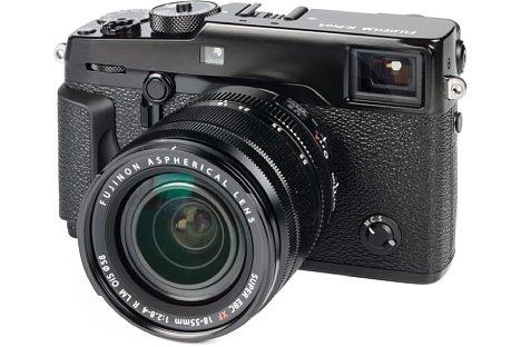 Bild Fujifilm bleibt mit dem Gehäuse der X-Pro2 dem alten Design treu, verbessert aber die Robustheit des Metallgehäuses mit Dichtungen, die das Innere vor dem Eindringen von Staub und Spritzwasser schützen. [Foto: MediaNord]