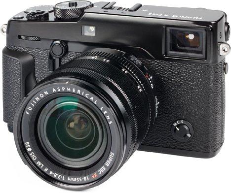 Bild Fujifilm X-Pro2 mit 18-55 mm. [Foto: MediaNord]