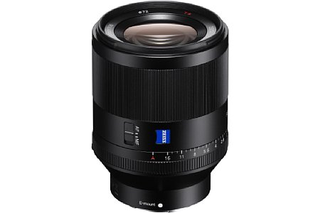 Sony FE 50 mm F1.4 Carl Zeiss Planar T*. [Foto: Sony]
