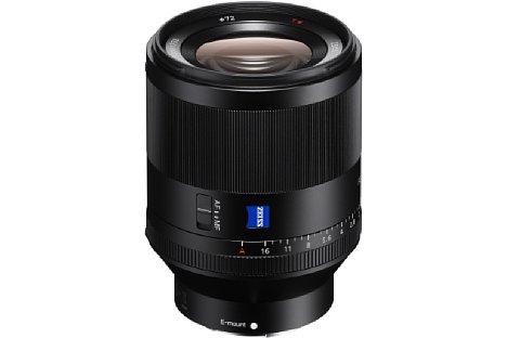 Bild Sony FE 50 mm F1.4 Carl Zeiss Planar T*. [Foto: Sony]