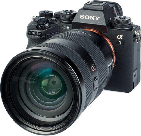 Bild Unscheinbar aussehend ist die Sony Alpha 1 mit 30 Serienbildern pro Sekunde bei 50 Megapixeln Auflösung sowie der 8K-Videofunktion ein echter Wolf im Scharfspelz. [Foto: MediaNord]