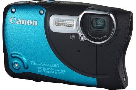 Canon PowerShot D20 [Foto: Canon]