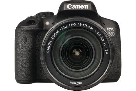 Bild Zum Test fanden sich die Canon EOS 750D und die 760D mit dem EF-S 18-135 mm IS STM ein, das im Set mit der 750D erhältlich ist. Die 760D hingegen wird von Canon nur ohne Objektiv angeboten. [Foto: MediaNord]