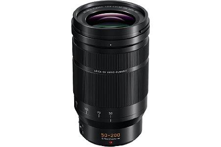 Panasonic Leica DG Vario-Elmarit 50-200 mm F2.8-4 ASPH. O.I.S. [Foto: Panasonic]