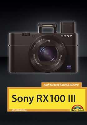 Markt+Technik Sony RX100 III Handbuch