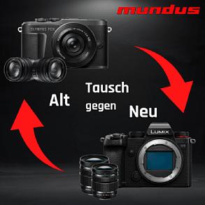 Bild Tausch Alt gegen Neu bei Foto Mundus. [Foto: Mundus]