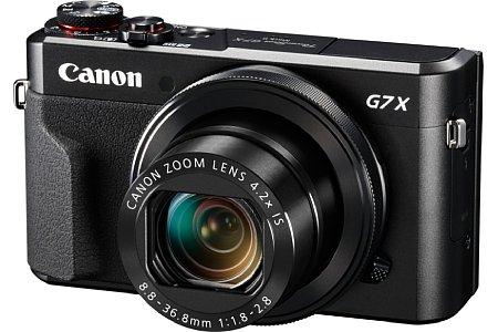 Canon PowerShot G7 X Mark II. [Foto: Canon]