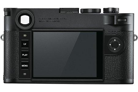 Leica M10 Monochrom. [Foto: Leica]