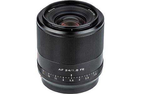 Rollei Viltrox AF 24 mm f/1.8 FE. [Foto: Rollei]