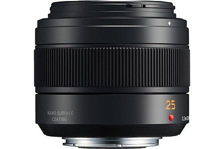 Panasonic Leica DG Summilux 25 mm F1.4 II Asph. (H-XA025). [Foto: Panasonic]