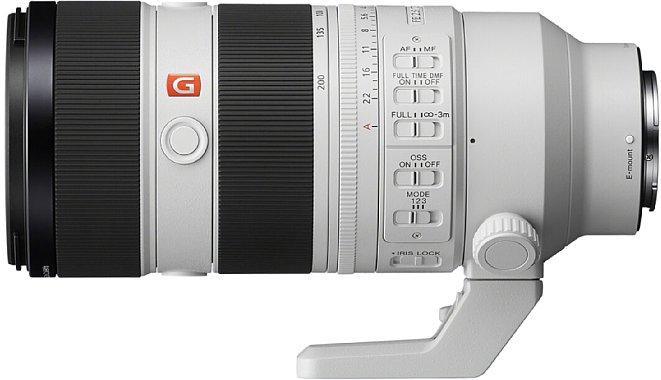 Bild Sony FE 70-200 mm F2.8 GM OSS II (SEL70200GM2). [Foto: Sony]
