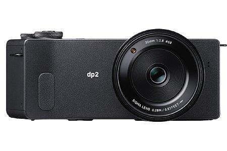 Bild Die Sigma dp2 Quattro besitzt einen neuen Foveon X3-Sensor in APS-C-Größe. [Foto: Sigma]