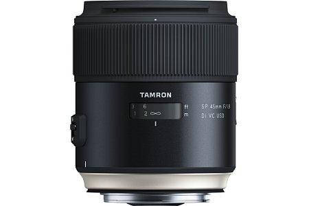 Tamron SP 45 mm F1.8 Di VC USD. [Foto: Tamron]