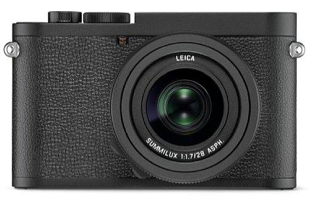 Leica Q2 Monochrom. [Foto: Leica]