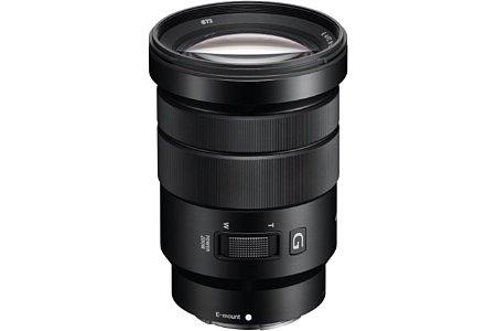 Sony E PZ 18-105 mm F4 G OSS (SEL-P18105G) [Foto: Sony]
