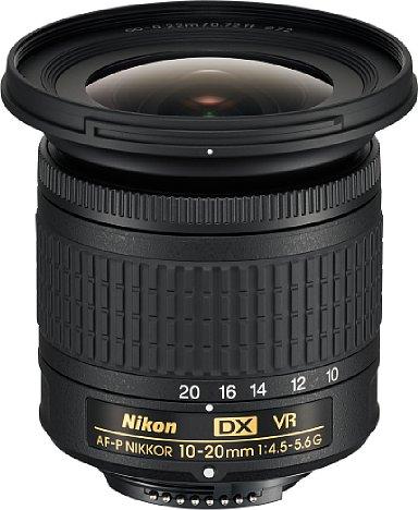 Bild Mit einer kleinbildäquivalenten Brennweite von 15-30 mm zeigt das Nikon AF-P DX 10-20 mm 1:4,5-5,6G VR einen besonders großen Bildwinkel. [Foto: Nikon]